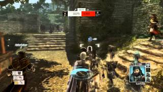 AC4 Black Flag - Luxury Manhunt - The Dawn of The Golden Dusk