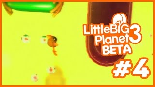 [LBP3 BETA] Story Mode Part #4 - Bunkum Lagoon (SPOILERS!)