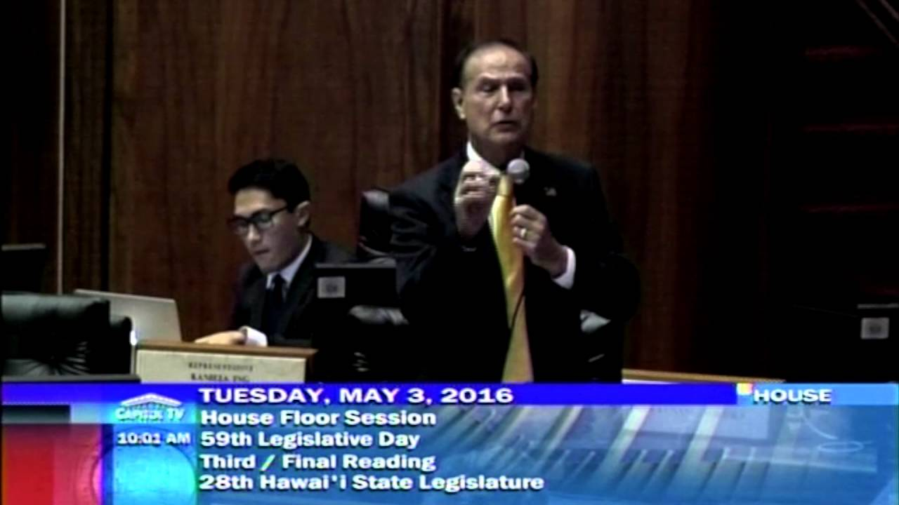 Rep. Ward Gets Passionate Over Concerning Issues in State Budget