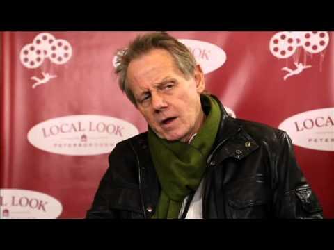 with William Sanderson  Monadnock International Film Festival
