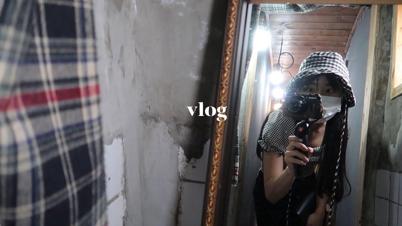 [ᴊᴇᴊᴜ_ᴠʟᴏɢ] EP.3 | 제주도 한달살기 세번째 브이로그🐙 효리네 민박에 나왔던 옷가게들 + 맛집 탐방 😋 (모퉁이옷장, 에브리바디빈티지, 그럼외도, 허벅식당, 세화해변)