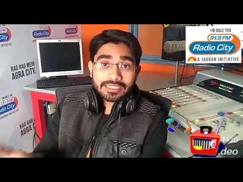 Sameer ka tedhi zubaan challenge poora  kiya fan ne - Radio City Agra