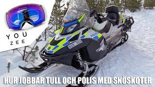Snowrider Tv Ep. 42, Säsong 2 - Hur Jobbar Tull Och Polis Med Snöskoter, Youzee
