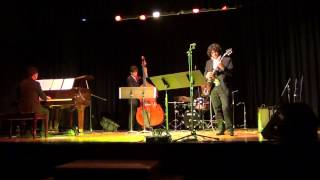 Giant Steps (John Coltrane Cover) - Adrian Valdez (USFQ College of Music - BIN)