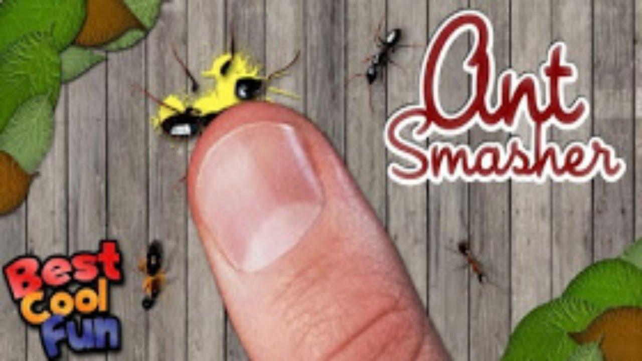 Обзор игр на андроид №8 (Ant Smasher) - YouTube