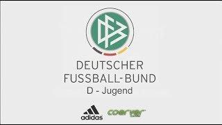 5. Coerver тренировка l DFB | E и D - Junior U8 - U10-11
