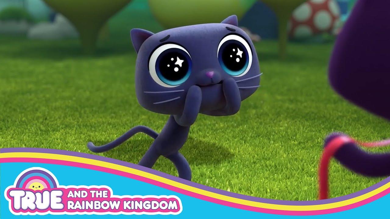 How to be a Kittynati Ninja Cat 🌈 True and the Rainbow Kingdom Clip