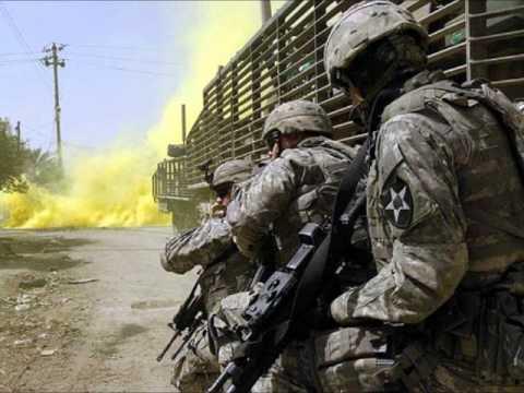 Citizen Soldier - 3 Doors Down LYRICS, US Armed Forces (HD)