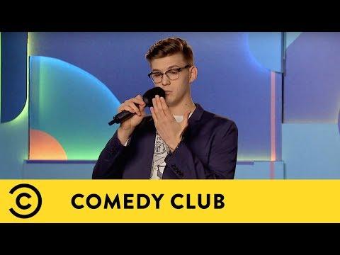Fel kell nőni | Szabó Balázs Máté | Comedy Club