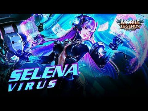Siêu Phẩm Skin mới của Selena - Virus | Mobile Legends Bang Bang Việt Nam thumbnail