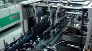 cm-780pc auto carton folder gluer