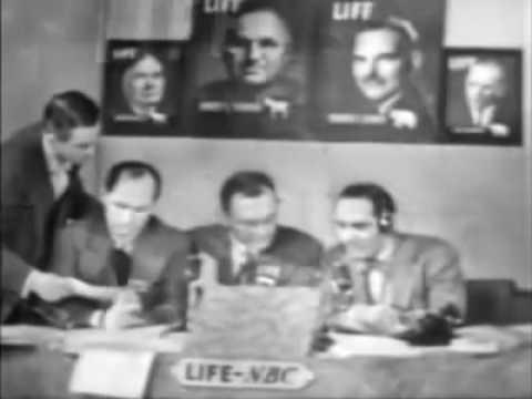 Election Returns  November 3, 1948