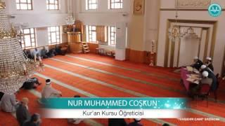 Gambar cover Nur Muhammed Coşkun Kur'an-ı Kerim'i Güzel Okuma Yarışma Birincisi... 2016