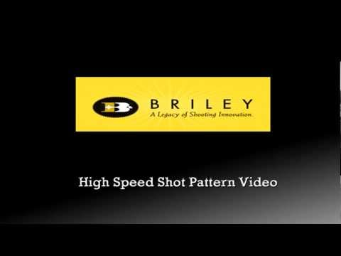 High Speed Shot Pattern Video