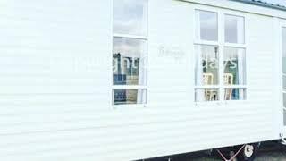 8 berth caravan at Breydon water holiday park