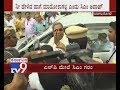 CM Siddaramaiah Loses Control over SP for Not Taking Protesters Away in Bagalkot