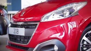 2015 Peugeot 208 Presentation