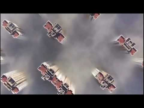 Aerial view of Global 188 Suzhou DJI magical pro