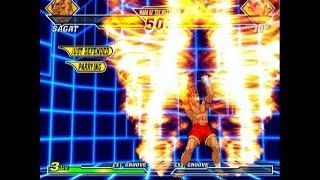 [TAS] Sagat VS Joe (Capcom vs SNK 2: Mark of The Millenium)