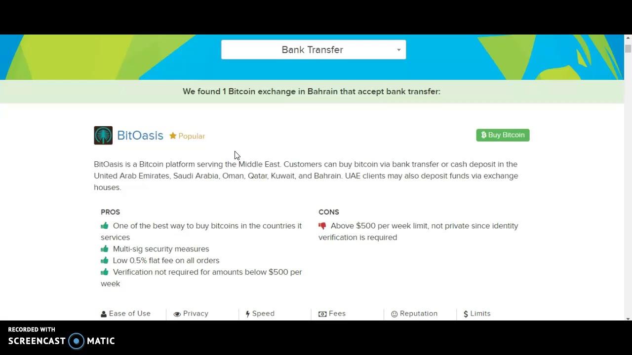broker bitcoin bahrain