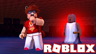 MY DAUGHTER BECOMES AN EVIL GRANNY! -- ROBLOX