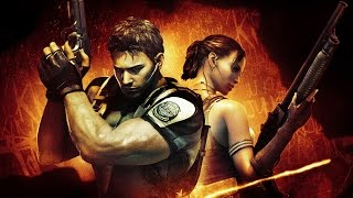 Resident Evil 5 Professional Mode (Co-Op Rage Series)