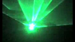 10mW laser scanner casero hdd - homemade laser scanner hdd