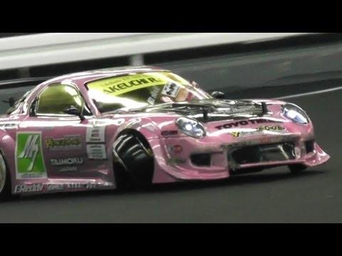 Rc Drift Super Positive Camber Machine Skb Youtube