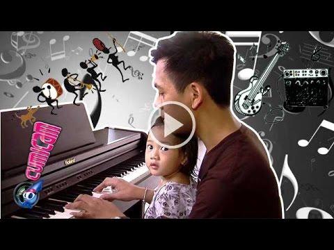 Rian D'Masiv Kenalkan Musik Pada Anak Sejak Dini - Cumicam 09 Maret 2016