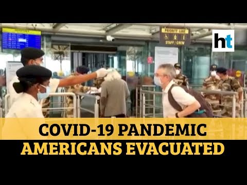 Covid-19: US nationals evacuated from Hyderabad, days after Modi-Trump chat