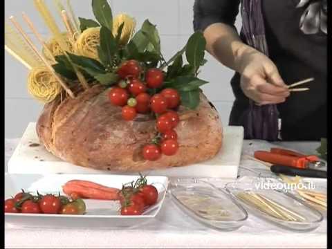I segreti dello chef decorare la tavola rustica by - Tavole apparecchiate per buffet ...