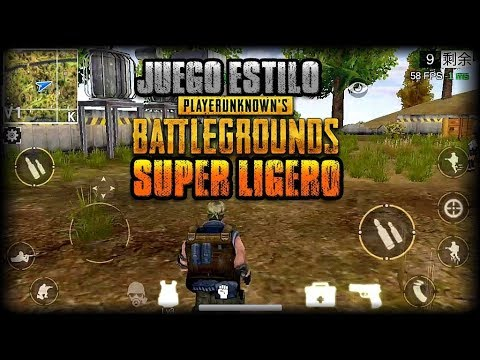 Descarga Ligero Juego Estilo Playerunknowns Battlegrounds Pubg