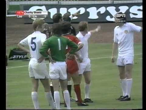 10/08/1974 Leeds United v Liverpool