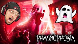 PHASMOPHOBIA W/ THNXCYA, FGTEEV, SQUIDDY.. | Fan Choice FRIGHTday