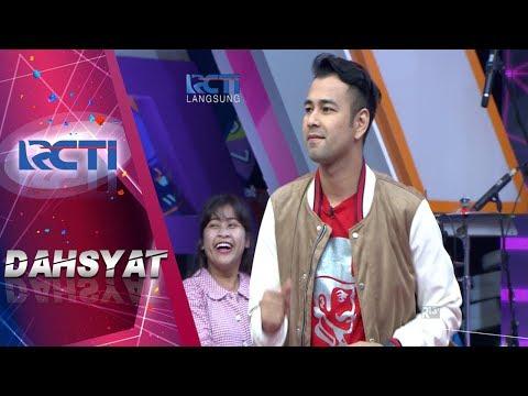 DAHSYAT - Mantap Raffi Ahmad Ikut Joget Gaya India [11 SEPTEMBER 2017]