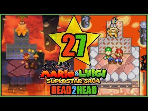 Mario Luigi Superstar Saga Bowser S Minions Trailer De