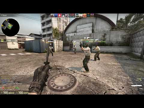 CS:GO Hacker! (FIX THIS! :c)