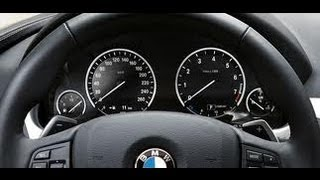HOW TO  RESET OIL SERVICE INSPECTION LIGHT BMW 6 SERIES 2007