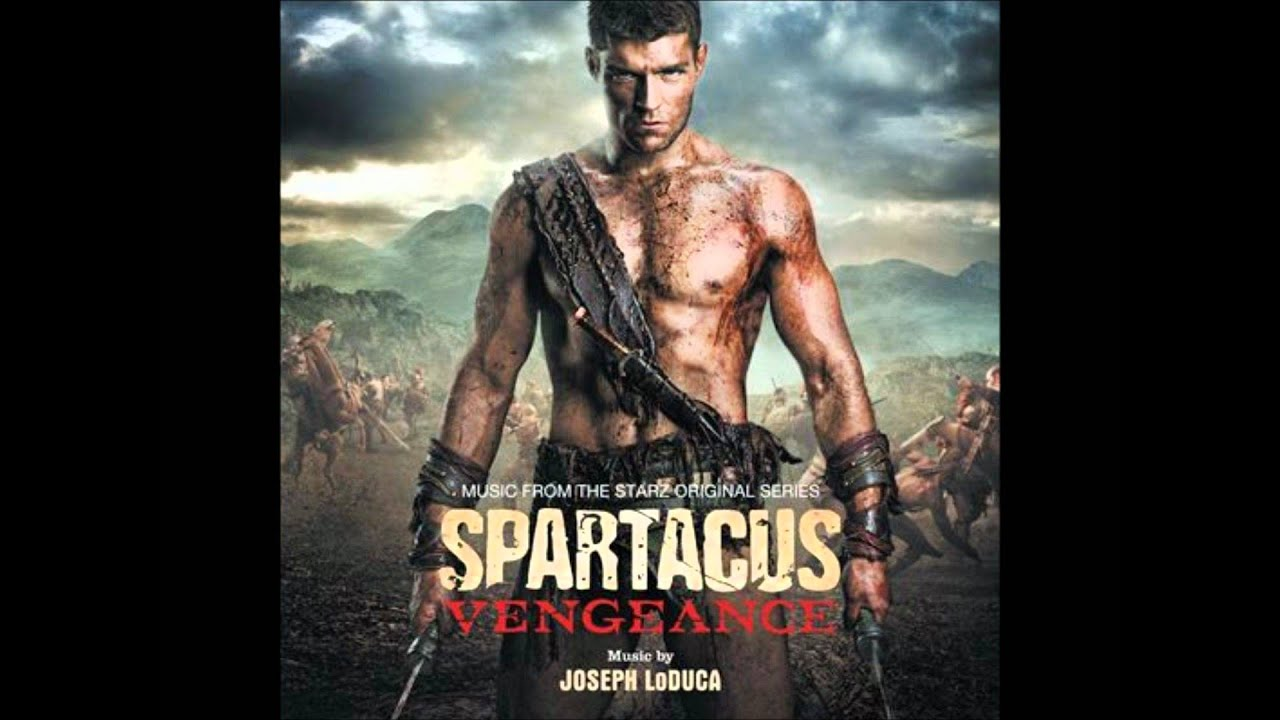 Burning Series Spartacus
