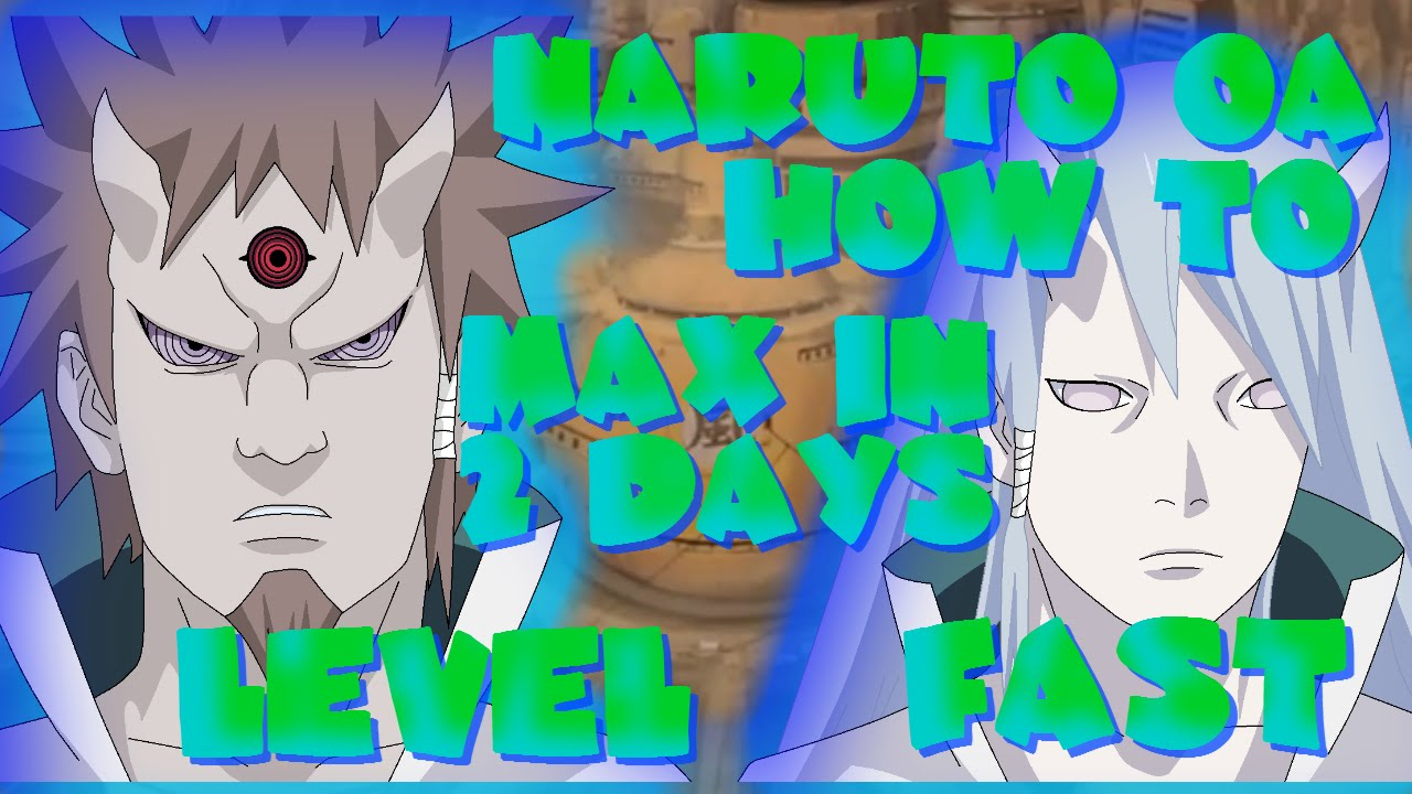 ROBLOX Naruto OA - How To Level Fast (MAY 2016 UPDATED) | WITH COMMENTARY