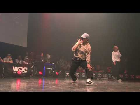 RUSHBALL(KYOKA MAiKA) vs Stalmuerte & Diablo WDC 2018 FINAL BEST4 HIPHOP World Dance Colosseum