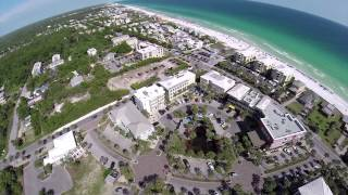 30A Florida - Gulf Place in Santa Rosa Beach - Bird's-eye View