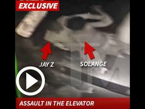 SOLANGE KNOWLES PHYSICALLY ATTACKS JAY-Z ON CAMERA! | #WHATJAYZSAYTOSOLANGE DOUGH?!?!