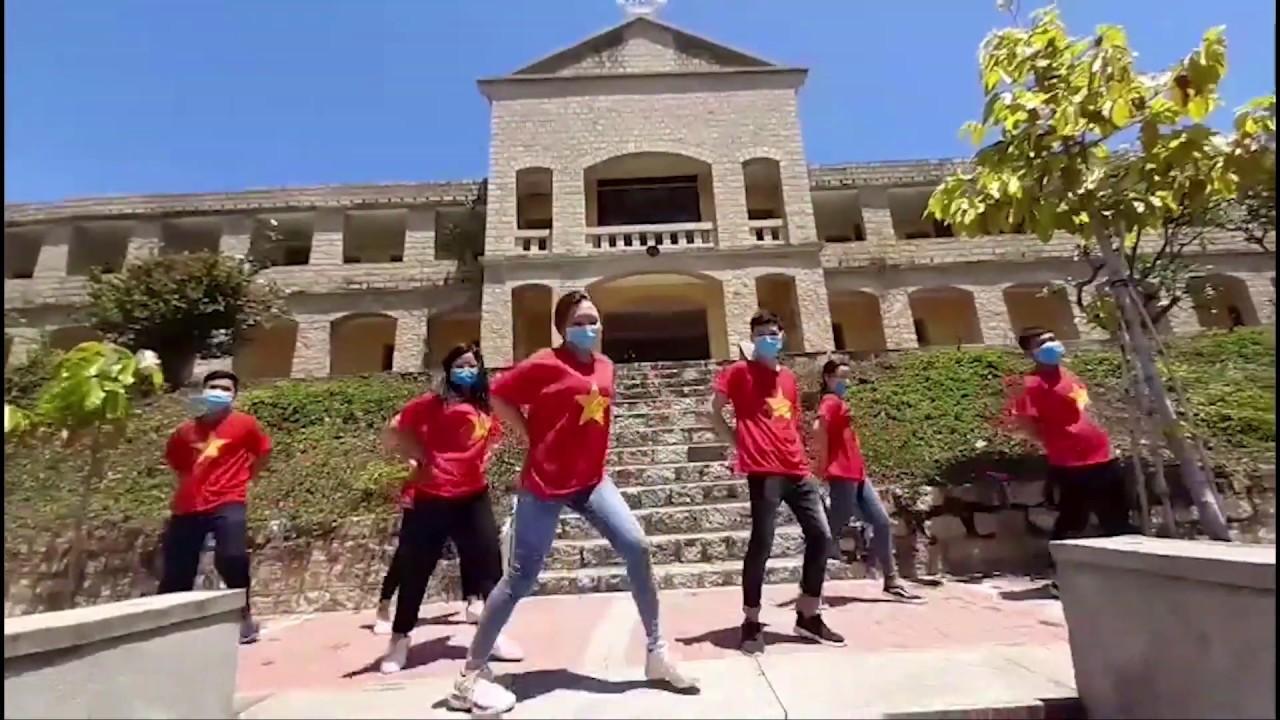 Ghen Cô Vy  Sinh viên Khoa Công nghệ Thực phẩm – Trường Đại học Nha Trang   Dance Cover
