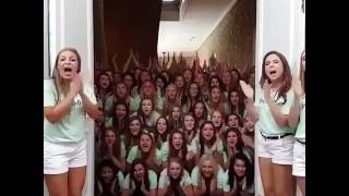 The internet is freaking out about this sorority recruitment video