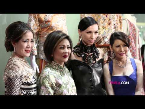 Belajar Lebih Jauh Mengenai Fashion Bersama Sosok Dibalik Asia Couture Federation