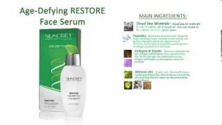 Seacret Restore Face Serum Thumbnail