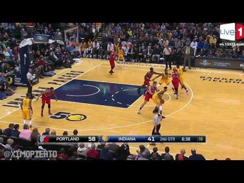 Full Game Highlights - Portland Trail Blazers vs Indiana Pacers ► Dec 10, 2016 ► 2016-17 NBA Season