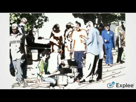 La pollution du café Touba à Dakar !