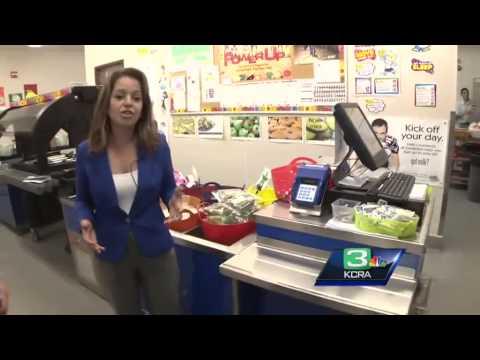Elk Grove elementary schools stop serving peanut butter